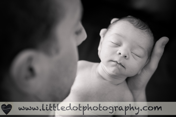 Newborn photograph gateshead