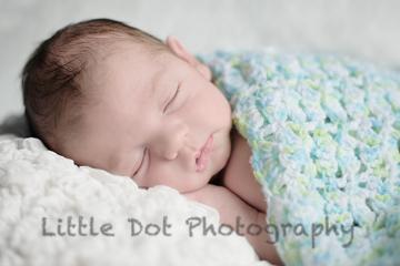 Newborn Blaydon baby